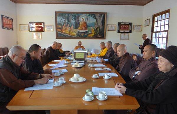 Lâm Đồng: Gia hạn kỷ luật đối với ĐĐ.Thích Giác Nhàn