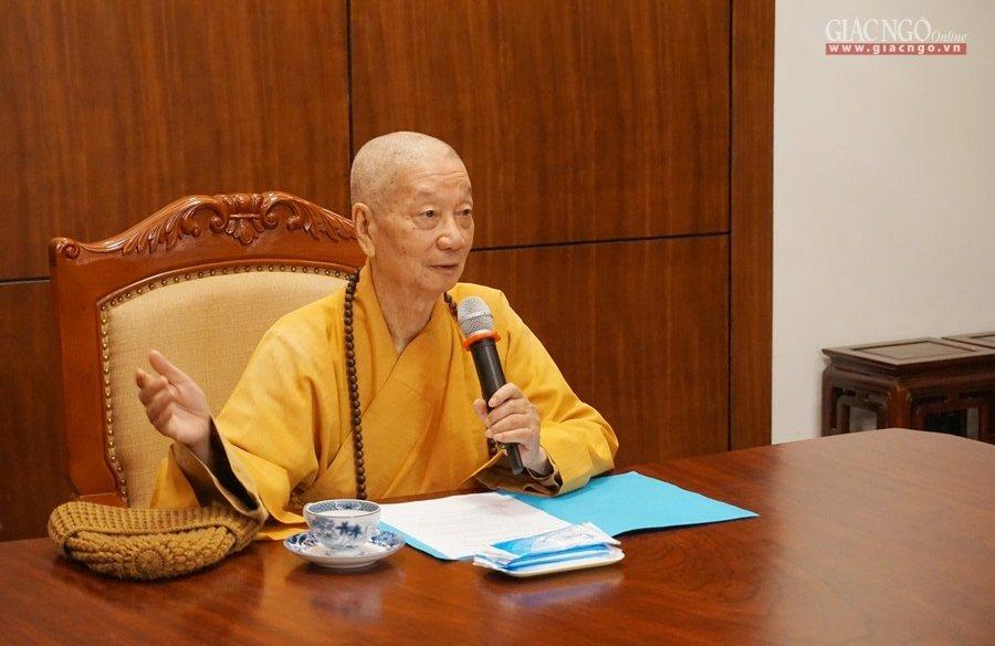 TP.HCM: Ban Trị sự chuẩn bị Tết cho đồng bào nghèo